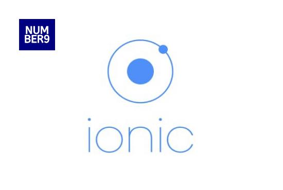 Mobile app development frameworks comparison Ionic - Number9