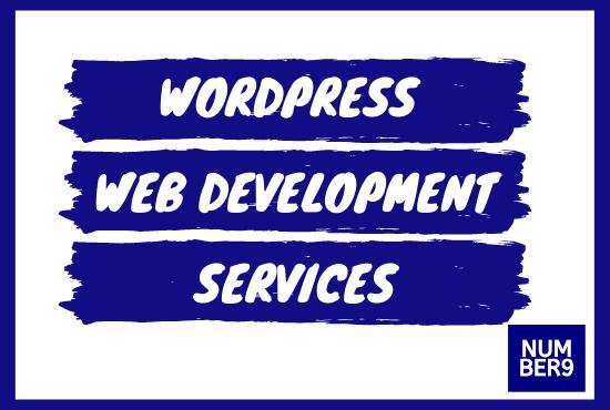 WordPress vs Drupal - Number9