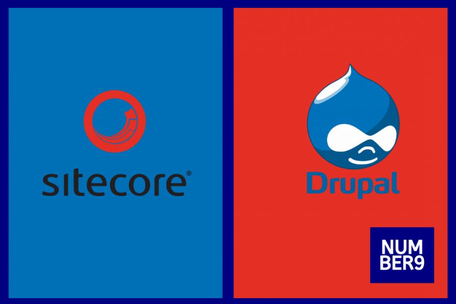Drupal vs Sitecore