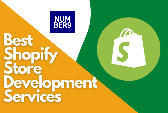 Shopify Store Development Services – Number9
